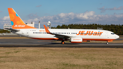 HL8316 - Boeing 737-8LC - Jeju Air