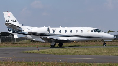 OE-GCA - Cessna 560XL Citation Excel - Goldeck Flug