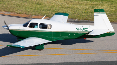 VH-JXC - Mooney M20J - Aero Club - Western Australia