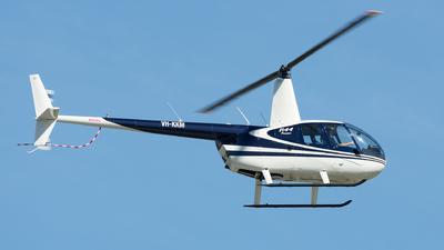 A picture of VHKKM - Robinson R44 - [1115] - © Michael Demura