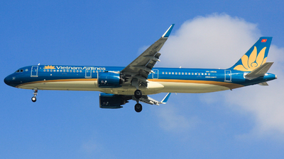 VN-A506 - Airbus A321-272N - Vietnam Airlines