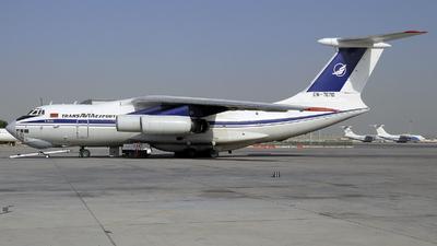 EW-76710 - Ilyushin IL-76TD - Trans Avia Export Cargo Airlines