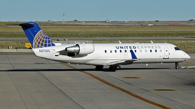 N593ML - Bombardier CRJ-200LR - United Express (SkyWest Airlines)