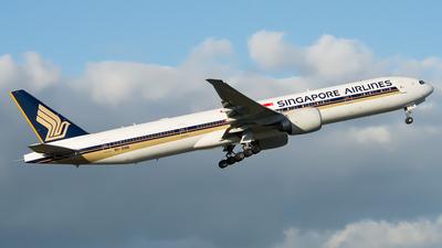 9V-SWA - Boeing 777-312ER - Singapore Airlines