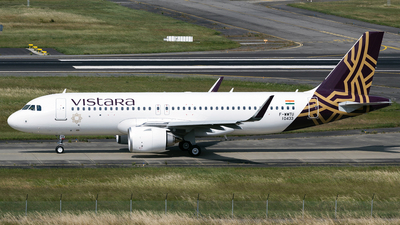 A picture of FWWTU - Airbus A320200N - Airbus - © DN280