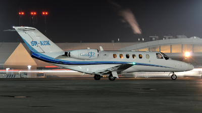 SP-KCK - Cessna 525A CitationJet 2 - Jet Story