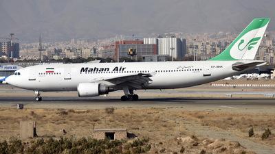 EP-MNK - Airbus A300B4-603 - Mahan Air
