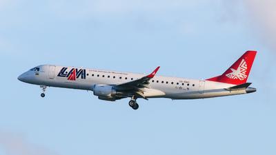C9-EMC - Embraer 190-100IGW - Linhas Aéreas de Moçambique (LAM)