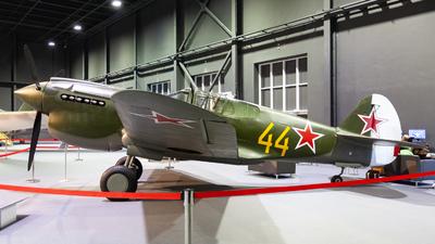 44 - Curtiss P-40E Kittyhawk - Soviet Union - Air Force