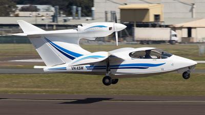 VH-XSW - Seawind 3000 - Private