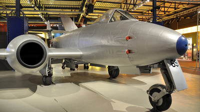 I-69 - Gloster Meteor F.4 - Netherlands - Royal Air Force