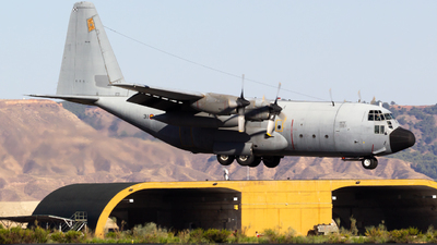 T.10-03 - Lockheed C-130H Hercules - Spain - Air Force