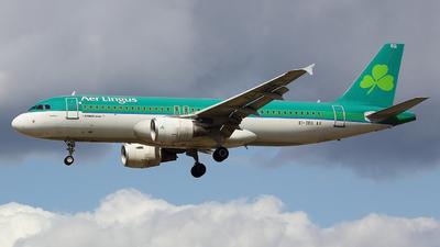 EI-DEG - Airbus A320-214 - Aer Lingus