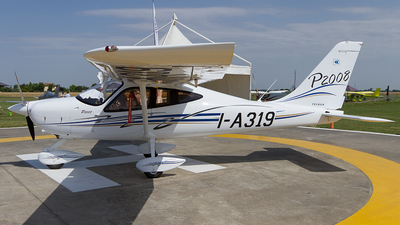 I-A319 - Tecnam P2008 - Private