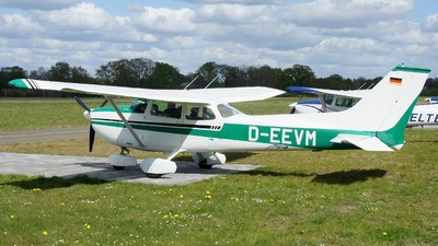 D-EEVM - Reims-Cessna F172M Skyhawk - Private