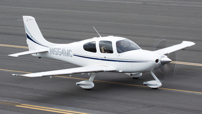 N554MC - Cirrus SR22 - Private