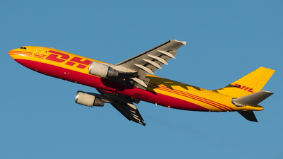 D-AEAN - Airbus A300B4-622R(F) - DHL (European Air Transport)