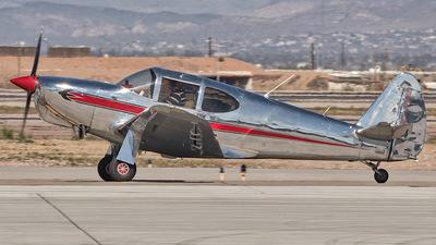 N2432B - Globe GC-1B Swift - Private