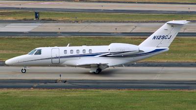 N129CJ - Cessna 525C CitationJet 4 - Private