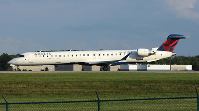 A picture of N298PQ - Mitsubishi CRJ900LR - Delta Air Lines - © DJ Reed - OPShots Photo Team