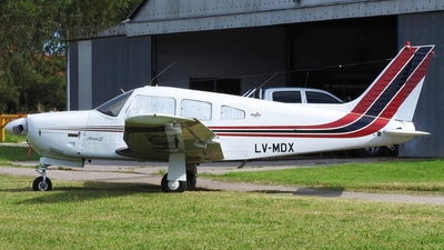 LV-MDX - Piper PA-28R-201 Arrow III - Private