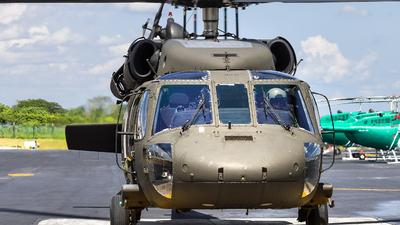 PNC-0619 - Sikorsky UH-60L Blackhawk - Colombia - Police