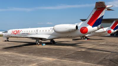 F-GRGJ - Embraer ERJ-145EU - HOP! for Air France
