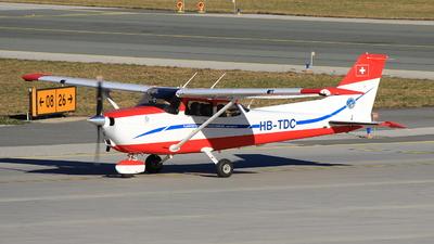 HB-TDC - Cessna 172S Skyhawk SP - Flugsportgruppe Zürcher Oberland