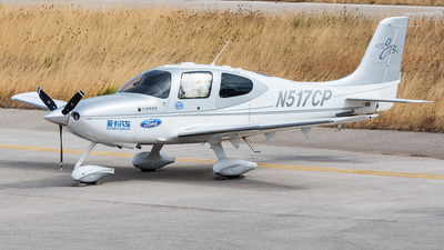 N517CP - Cirrus SR22-GTSx G3 - Cirrus Design Corporation