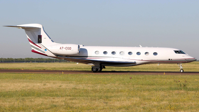 A7-CGD - Gulfstream G650ER - Qatar Executive