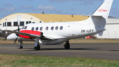 A picture of ZKLFT - BAe Jetstream 32 -  - © J. Williams