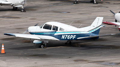 N76PF - Piper PA-28-161 Warrior II - Private