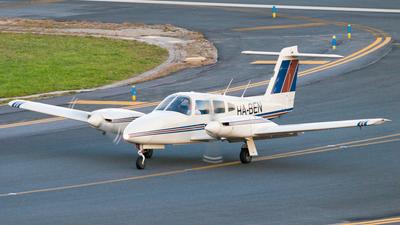 HA-BEN - Piper PA-44-180 Seminole - Private