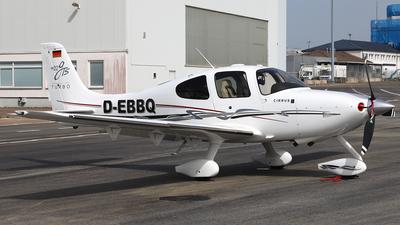 D-EBBQ - Cirrus SR22 G3 Turbo GTS - Private
