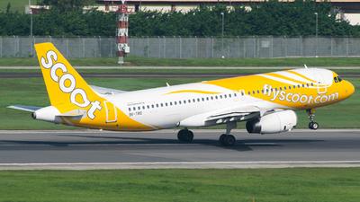 9V-TRD - Airbus A320-232 - Scoot