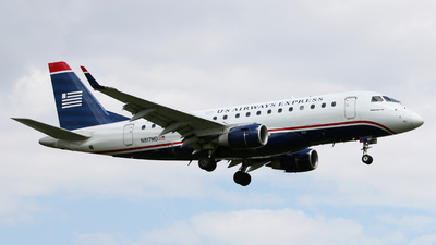 N817MD - Embraer 170-100SU - US Airways Express (Republic Airlines)