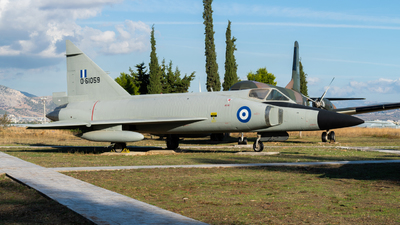 61059 - Convair F-102A Delta Dagger - Greece - Air Force