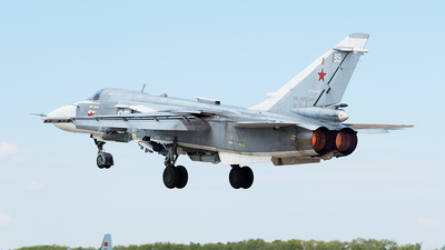 RF-95088 - Sukhoi Su-24M Fencer - Russia - Air Force
