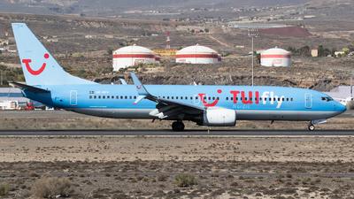 SE-RFV - Boeing 737-86N - TUIfly Nordic