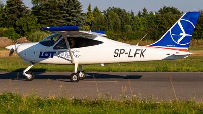 SP-LFK - Tecnam P2008JC MkII - LOT Flight Academy
