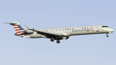 N551NN - Bombardier CRJ-900LR - American Eagle (PSA Airlines)