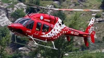 HB-ZOZ - Bell 429 Global Ranger - Air Zermatt