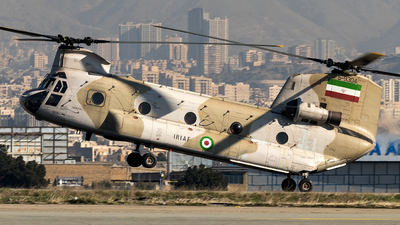 5-9304 - Boeing CH-47C Chinook - Iran - Air Force