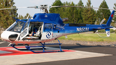 N851AL - Airbus Helicopters H125 - Airlink