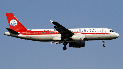 A picture of B6779 - Airbus A320232 - Sichuan Airlines - © wangpaul