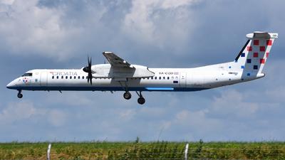 9A-CQD - Bombardier Dash 8-Q402 - Croatia Airlines
