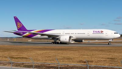 A picture of HSTKK - Boeing 7773AL(ER) - Thai Airways - © Laszlo Fekete