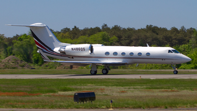N486QS - Gulfstream G-IV(SP) - NetJets Aviation