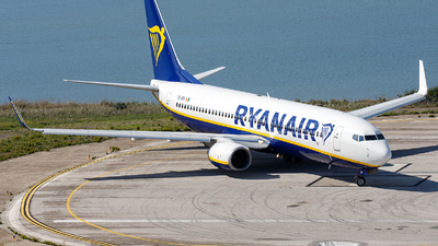A picture of EIDPI - Boeing 7378AS - Ryanair - © James Rowson