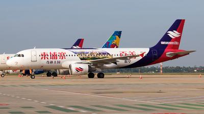 XU-112 - Airbus A320-214 - Bassaka Air